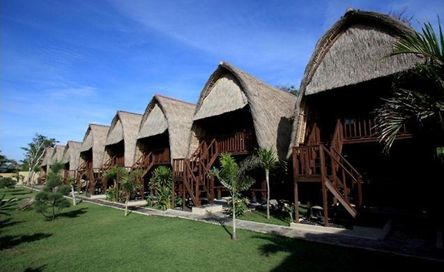 Dream Beach Kubu Lembongan Hotel Nusa